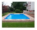 Isotherm-Schwimmbecken