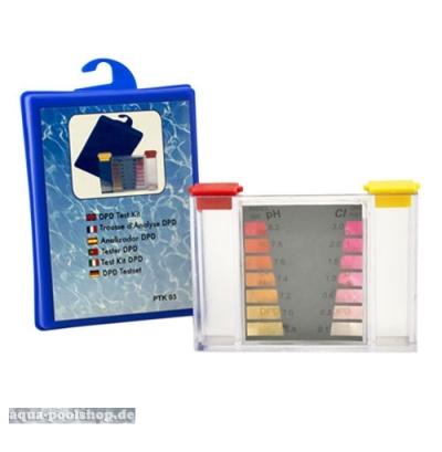 Test Kit Chlor/pH