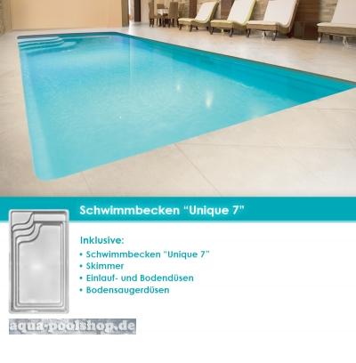 MdP Schwimmbecken Unique 7