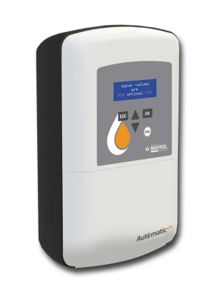 Automatic Cl/pH