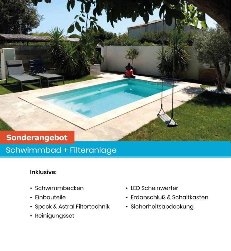 Schwimmbad modell maxi pool mit filteranlage 6 50 - Pool mit filteranlage ...