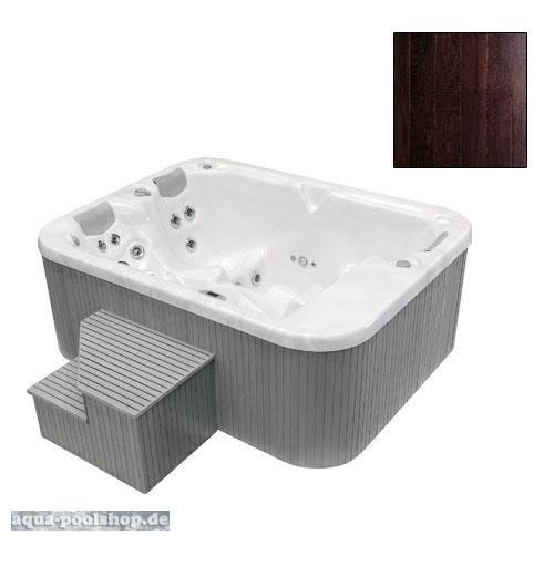 whirlpool thalao portable massivholz wenge 750 liter. Black Bedroom Furniture Sets. Home Design Ideas