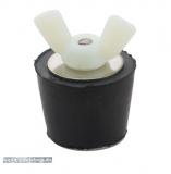Überwinterunsstopfen für Einlaufdüse 25,1 mm