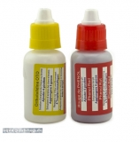 Nachfüllpackung pH-Chlor Test flüssig