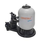 Cristall mit Pumpe 22 m3/h