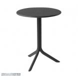 Tisch Step, rund