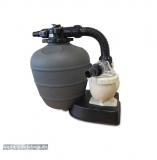 Hydro-Fit mit Pumpe 8 m3/h mit Timer