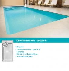 MdP Schwimmbecken Unique 8