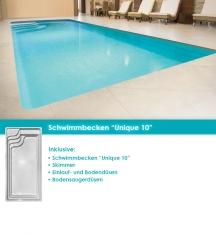 MdP Schwimmbecken Unique 10