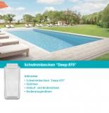MdP Schwimmbecken Deep 875