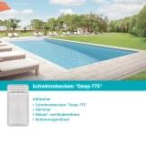 MdP Schwimmbecken Deep 775