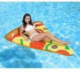 Aufblasbares Pizzastück