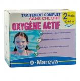 Aktiv-Sauerstoff Komplettpflege 40-60 m³