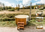 Der traditionelle Hot Tub