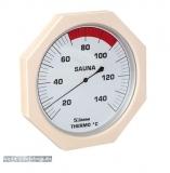 XXL Holz-Sauna-Thermometer