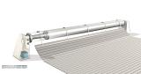 Aufrollvorrichtung für Rolladen-Lamellenabdeckung elektrisch