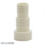 Schlauchtülle zum Kleben 38/32 mm