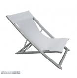 Deck Chair Sunset