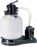 Sandy 80 mit Pumpe 9 m3/h
