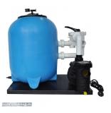Grenada mit Pumpe Aqua Plus 11 m3/h