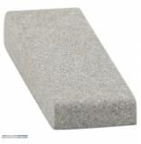 Beckenrandsteine Gratonit, für 1,0 m Rundbecken, Graphit-Grau