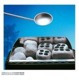 Dampfsteine mit Bohrungen 2er Set